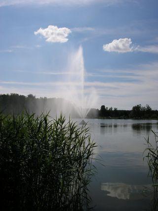 ak, tas žavusis Druskonio fontanas